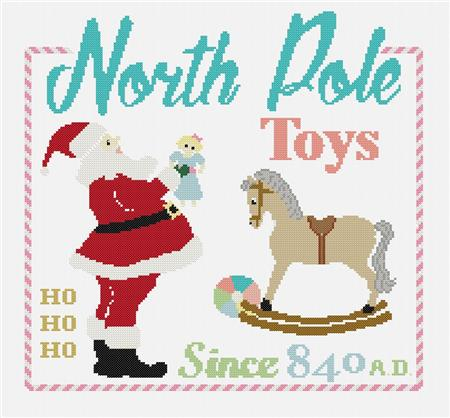North Pole Toys