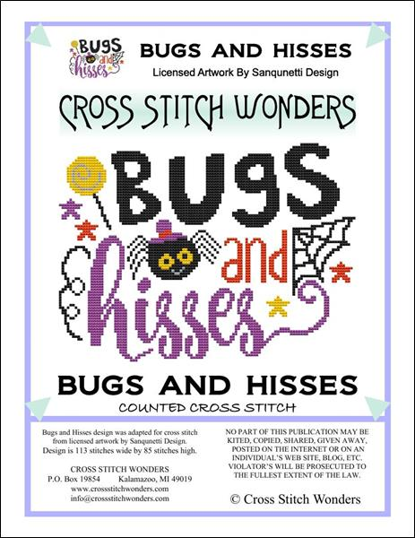 Bugs And Hisses