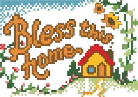 Bless This Home - Click Image to Close