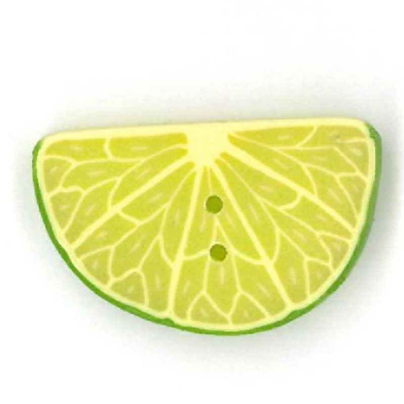 Half Lime Slice - Medium