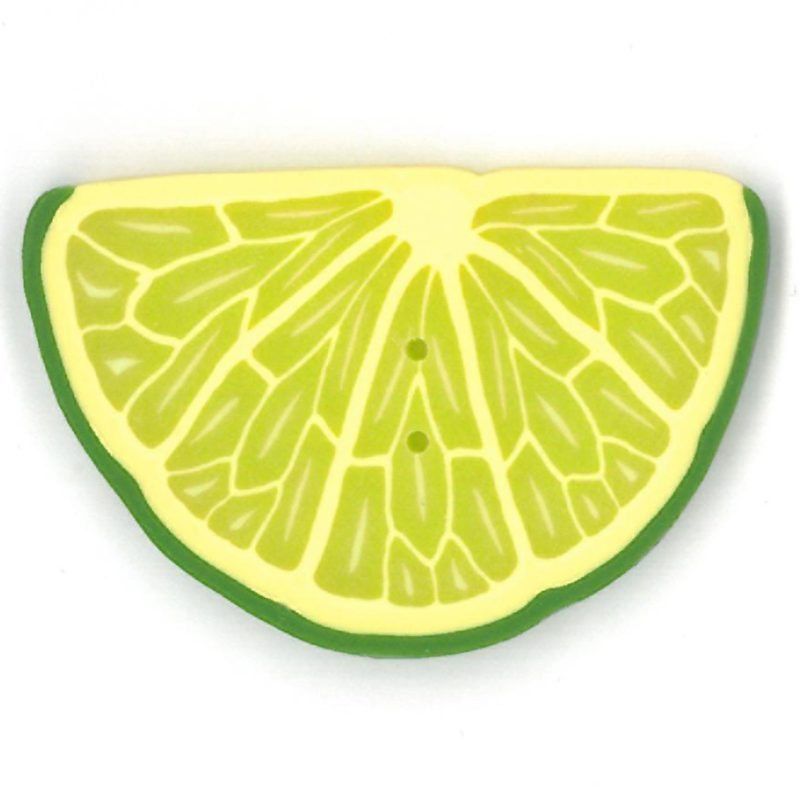 Half Lime Slice - X-Large