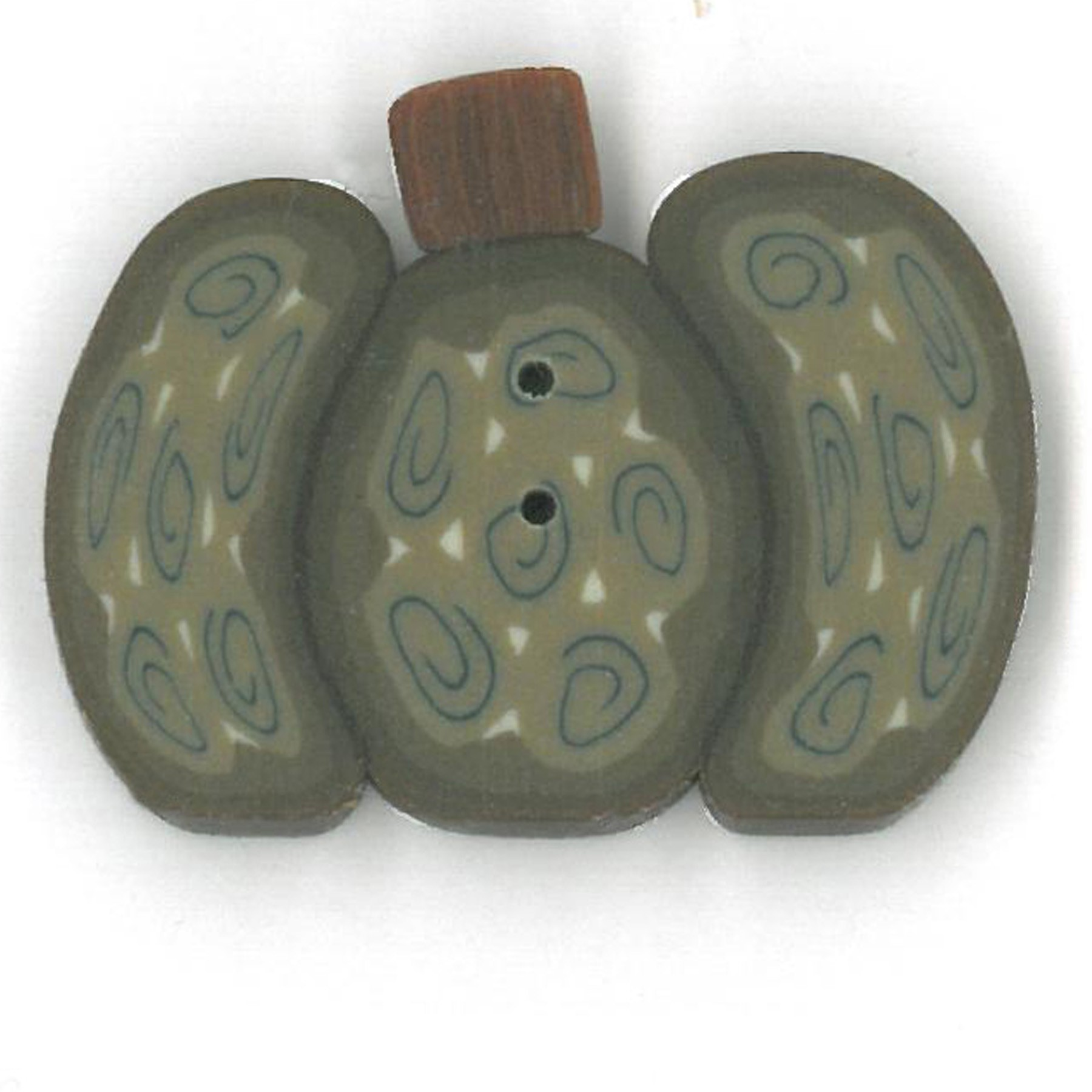 Green Wild Pumpkin - Large