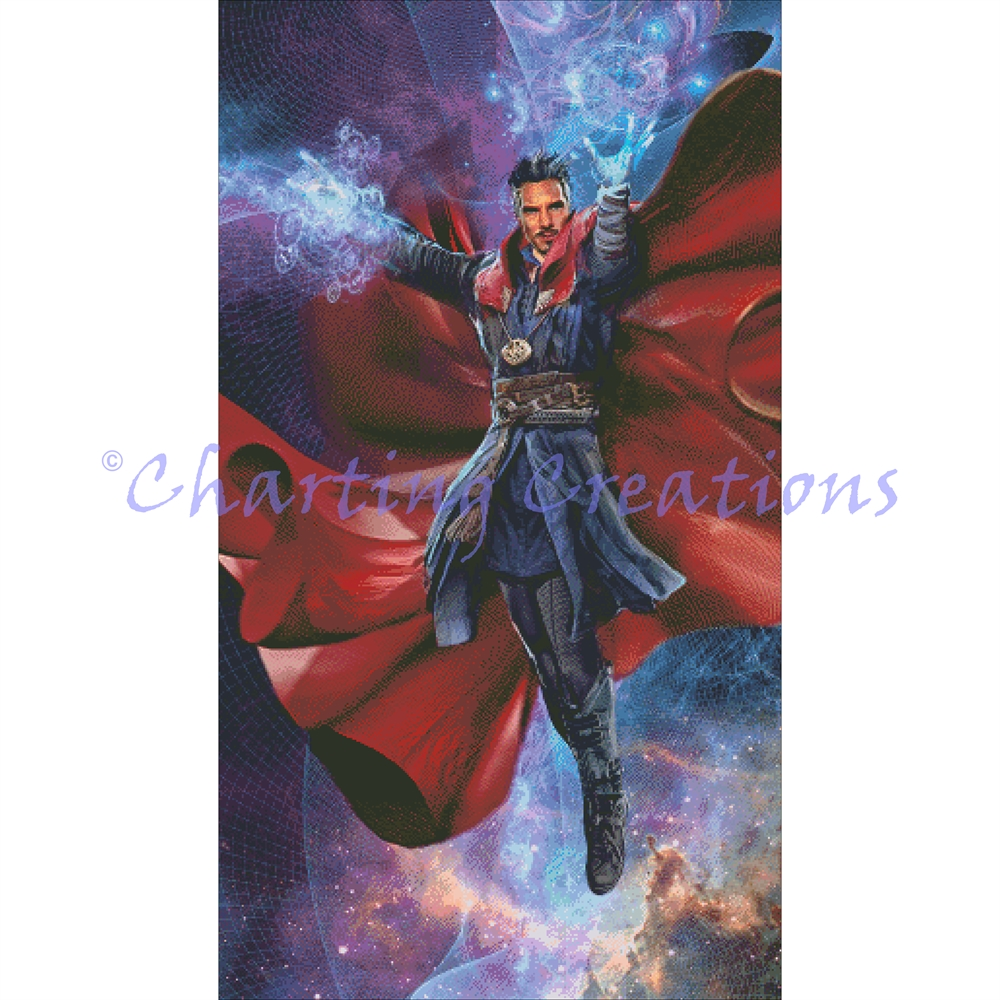 Dr Strange - Click Image to Close