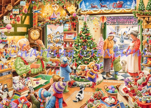 The Christmas Shop Large Kit