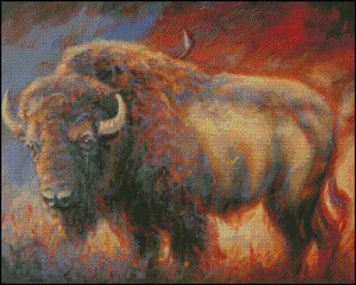 American Icon Bison