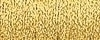 002J - Japan Gold Very Fine (#4) Kreinik Braid