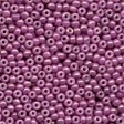 02083 Light Mauve Glass Seed Beads