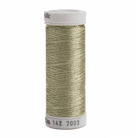 Sulky Metallic Thread - Light Gold