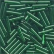 82020 Creme De Mint Medium Bugle Beads