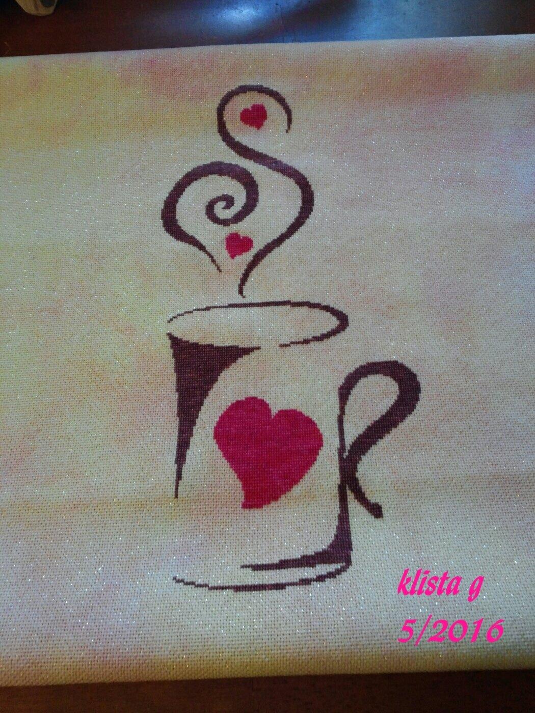 Gallery Cup Of Hearts