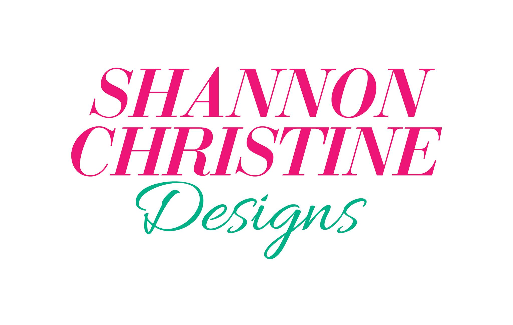 Shannon Christine Designs